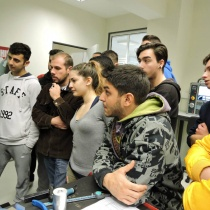Mediterranean College WorkShop